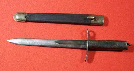 baionetta accorciamento Vetterli